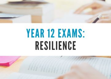 Tips for Year 12 exam period - ATAR Notes