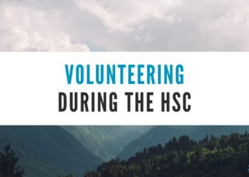 Is volunteering during the HSC worthwhile? - Benefits - ATAR Notes